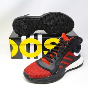 adidas Marquee Boost Bulls Red Black Bred G27735